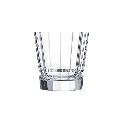 Cristal d'Arques L6609 Gobelet 32 Cl-Macassar, Cristallin, Transparent, 9,9, lot de 6