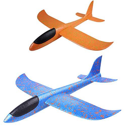 pas cher un bon Avion pour enfants confortable en mousse deux pièces, maquette d'avion en polystyrène, avion 13,5…