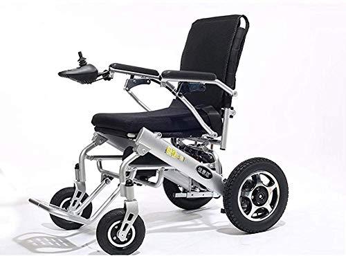 ZHANGYY Alter Einfachheit Alter Einfachheit Rollstühle Elektrischer Alter Einfachheit Rollstuhl, zusammenklappbarer elektrischer Alter Einfachheit Rollstuhl