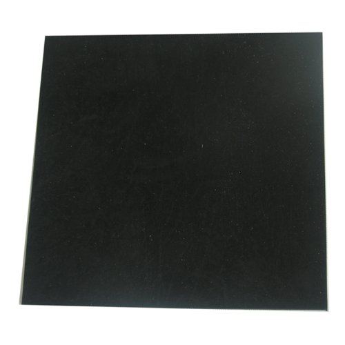 LASCO 02-1048E Rubber Sheet, 6-Inches X 6-Inches and 1/16-Inch Thick