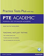 [(Pearson Test Plus With Key PTE Academic: Pearson Test of English Academic)] [Author: Felicity O'Dell] published on (April, 2013)
