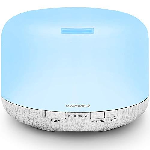 humidifier cool mist aroma - 5