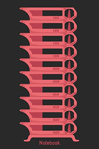 Notebook: Notizbuch, Skizzenbuch, Planer oder Konstruktionsbuch in 6x9 Zoll (ca A5) | perfekt für alle G-Code-Fans, 3D-Modell Designer, 3D-Druck-Fans ... von Projekten und zum festhalten von Ideen!