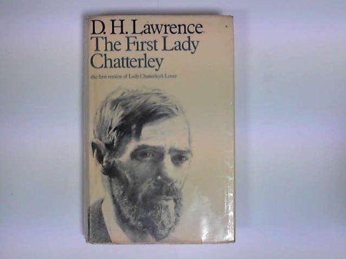 First Lady Chatterley