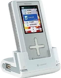 Toshiba Gigabeat MEG-F10S 10 GB Digital Audio Player Silver