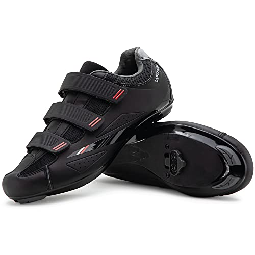 Tommaso Strada 100 Dual Cleat Compatible Indoor Cycling Class Ready Bike Shoe - SPD - 45