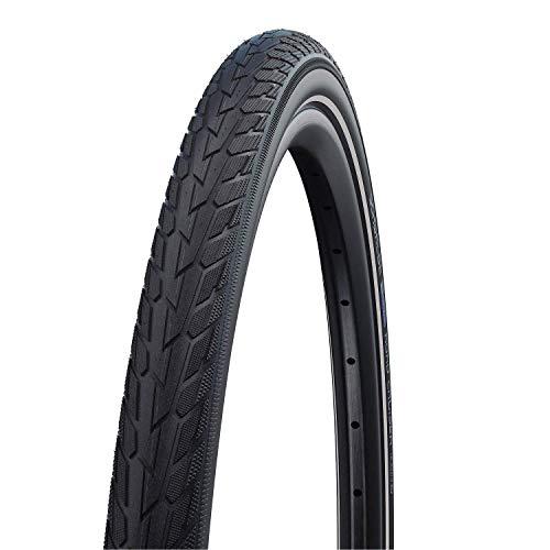 Schwalbe 65035sw Neumáticos para Bicicleta, Unisex Adulto, Noir réflex, 37-584 (27,5×1,40´´) 650B