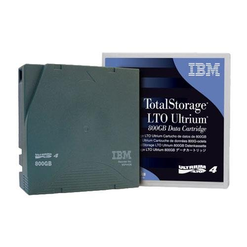 5 Pack IBM 95P4436 LTO Ultrium-4 Data Tape (800/1.6TB)