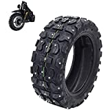 Electric Scooter Tires - Suitable for Electric Vehicle Tire Replacement,11-Inch All-Terrain Tires, 90/65-6.5