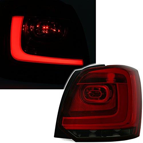 Eagle Eyes LED Lightbar Rückleuchten Set in Rot Smoke Heckleuchten
