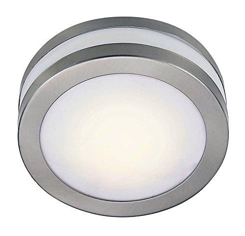 Fluorescerende roestvrijstalen wand- / plafondlamp voor buitengebruik