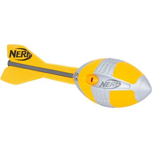 Hasbro Nerf n-Sports Vortex Aero Howler Football–Waffen Spielzeug (6Jahr (E), Kinder/Mädchen, grün, Silber, Nerf Sports, 1Stück (S))