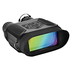 Built in 3W Infrared LED, 850nm Infrared Illuminator allows viewing up to 1300 ft/400m viewing distance in full darkness; Day or night use(with IR off for daytime color); Use the supplied AV cable to view your images on a television or transfer the f...