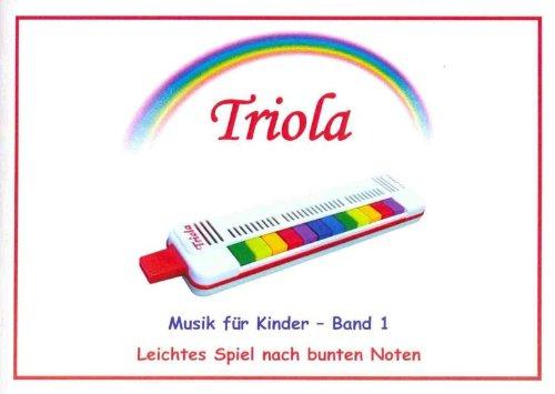 Seydel Triola Liederbuch Bd 1
