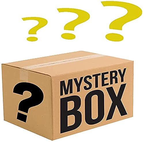 WRISCG Scatola cieca Surprises boxs,Luckys Boxs,Birthday Gift,Mysterys Blinds Boxs(Electronic Equipment),Super Costeffective,Give Yourself A Surprise,Or As A Gift to Others