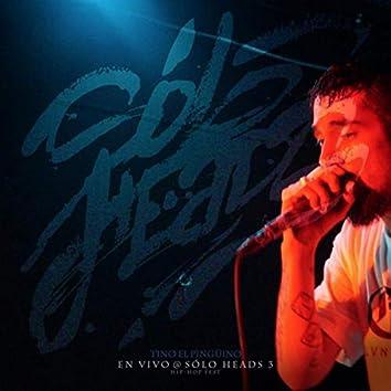 En Vivo @ Sólo Heads 3, Hip-Hop Fest