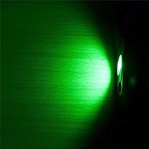 Accesorios de coche 20 unids Universal 9W impermeable offroad LED LED luces de roca Reemplazo 4x4 debajo de la plataforma de la plataforma de la plataforma de la plataforma del rastro S U V ATV Lámpar