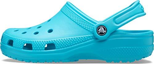 Crocs - Zuecos para hombre, color azul, talla 14 UK / 48-49 M EU