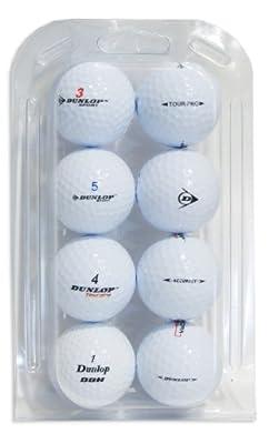 Second Chance Golfbälle Dunlop