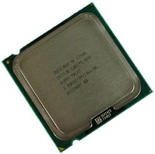 Intel Core 2 Duo E7400 Processor 2.8 GHz Dual Core, 1066 MHz FSB, 3 MB Cache, Socket 775