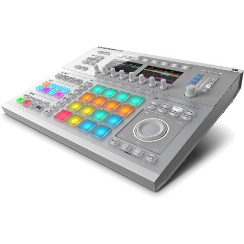 Review Native Instruments Maschine Studio - White