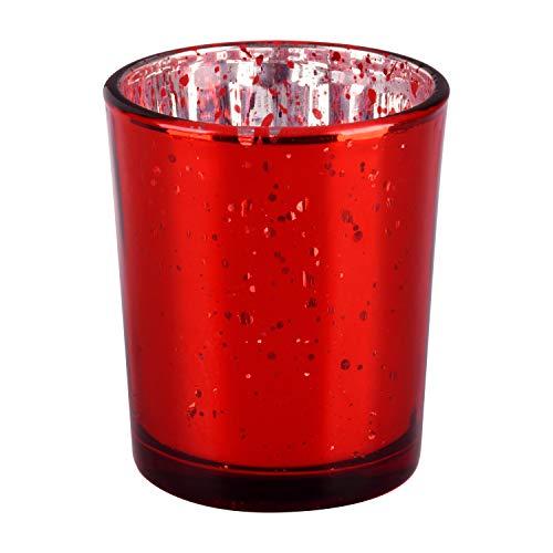 vela roja navidad de la marca Rista Jade