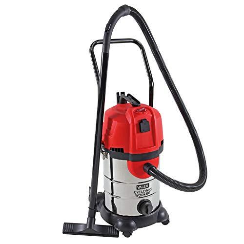 Valex 1350140 Cyclonic Worker - Aspirador de Polvo y líquidos (Acero Inoxidable)