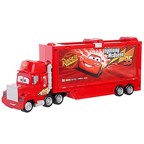 Disney Pixar Cars Track Talkers Mack, Lightning McQueen's Hauler,...