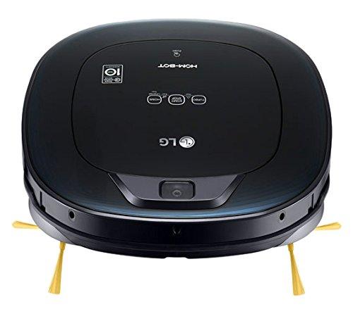LG VSR6600OB - Hombot Turbo Serie 7. Robot aspirador, color azul marino y negro