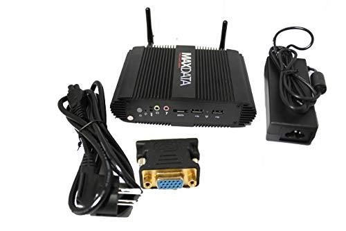 Maxdata Favorit 500 Mini PC 320GB HDD Intel Atom N270 1,6G WLAN 2GB RAM als Bordcomputer oder vollwertiger PC