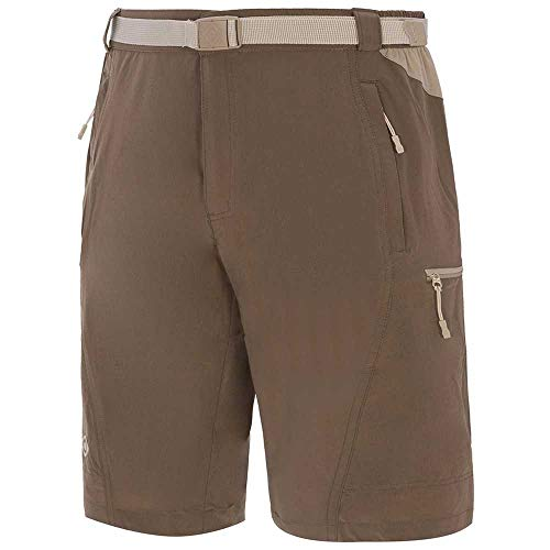 Short Mount-Stretch Seattle Izas (Light Brown/Stone, XL)