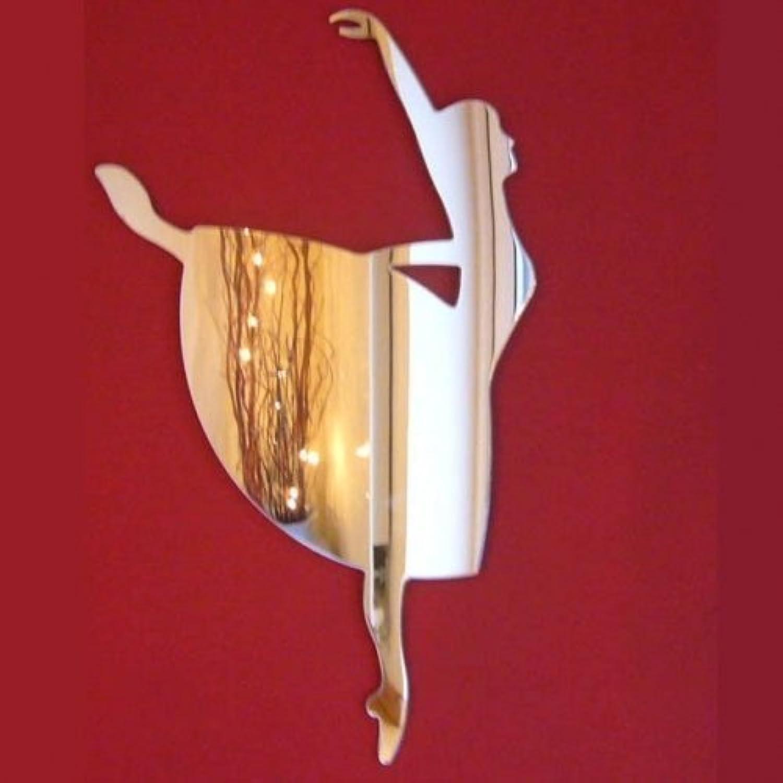 Ballerina Mirror 35cm x 25cm