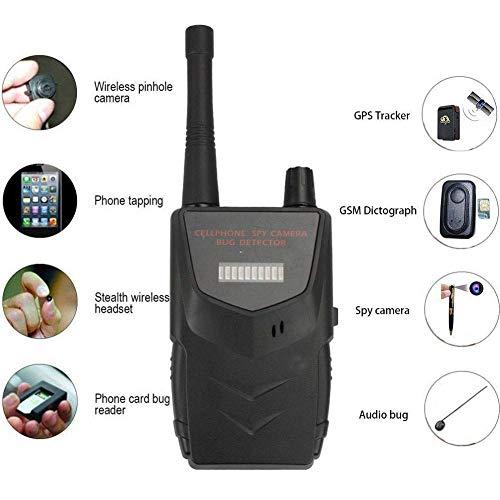 DT Señal GPS Detector de Señal Espía Detector Detector de señales gsm de Señal RF Anti-Espía Lente Detector Espía Detector Dispositivo