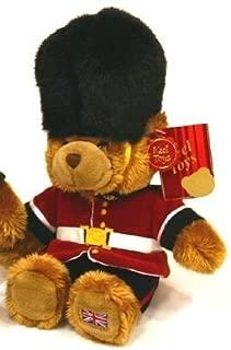 Keel Toys Plush 10 Guardsman Teddy Bear by Keel Toys