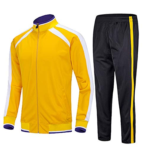 LQsy Basketball Apparence de Football Version Pure Enfants Adulte Costume Veste Casual Automne Et Hiver Formation Nouveaux vêtements de sport