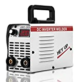 Welder Arc Welder 110V 220V Dual Voltage 120Amp MMA Stick Welding Machine IGBT Inverter Po...