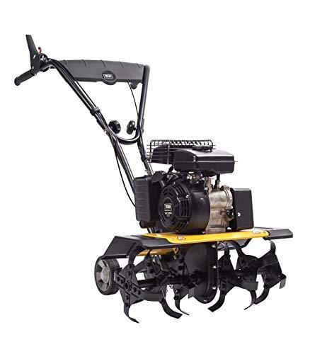 TEXAS Lilli 365 TG | Motorhacke | Gartenfräse | Benzinantrieb | 40-60 cm Arbeitsbreite | 1400 Watt Leistung | Rückwärtsgang