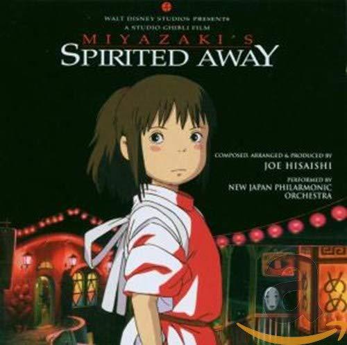 Spirited Away-Voyage of Chihiro