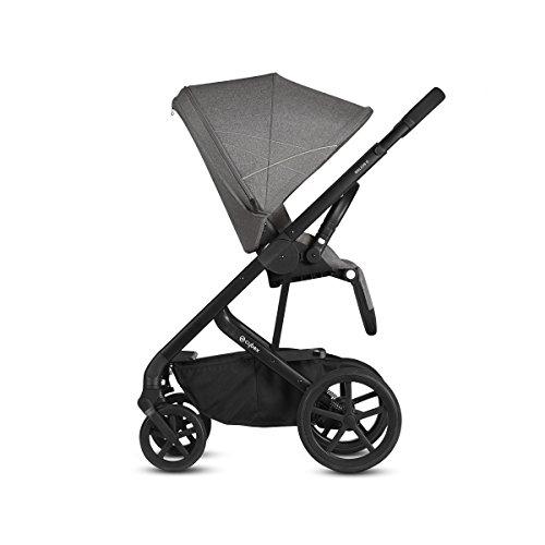 CYBEX Balios S Stroller, Lava Stone Black