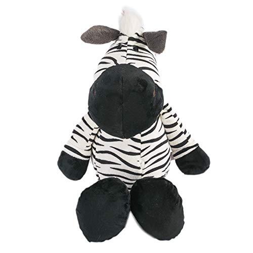 Miaomiao Juguete Peluche 25cm Zebra Animal Dolls Cartoon