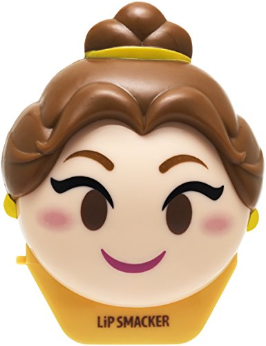 Markwins Lip Smaker Disney Emoji Princess Belle Lippenpflegestift - Rose Geschmack