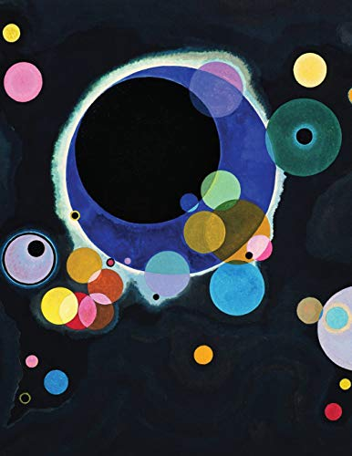 2019 Daily Planner: Full sized page a day planner with a gorgeous BAUHAUS Vasily Kandinsky Several Circles theme cover will keep you stylishly ... day of the year! (Kandinsky Planner, Band 2)