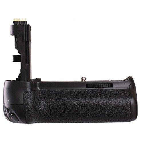 MegaGear MG127 Kit para cámara - Accesorio para cámara (Negro, Canon EOS 70D DSLR as BG-E14)