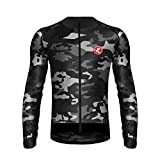 Uglyfrog Bike Wear Nuevo De Ropa Ciclismo Hombre Invierno Mantener Caliente Manga Larga Maillot Ciclismo Winter Style