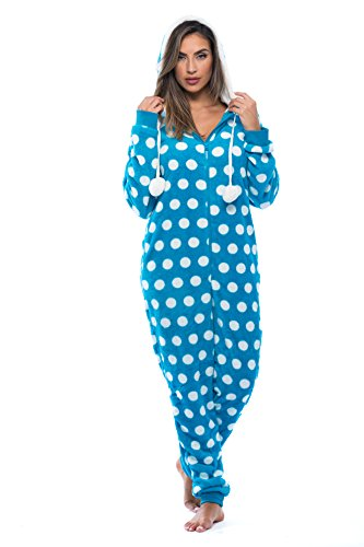 Just Love 6342-10188-M Adult Onesie/Pajamas