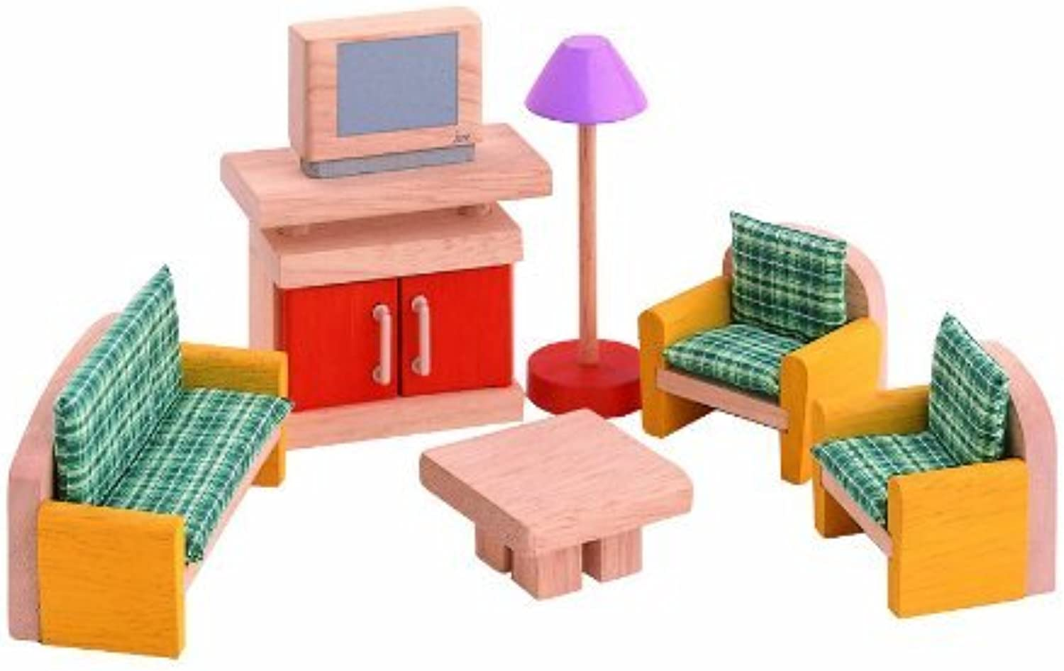 Plan Toys Living Room Set Neo by Plan Toys
