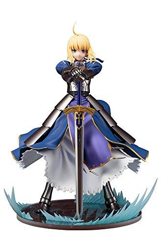 Kotobukiya Fate/Stay Night [Unlimited Blade Works] King of Knights Saber Ani Statue