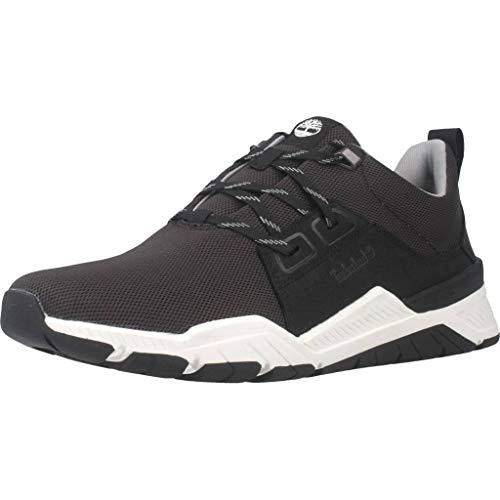 Timberland Herren Concrete Trail Joggingschuhe Sneaker Schwarz 41 EU