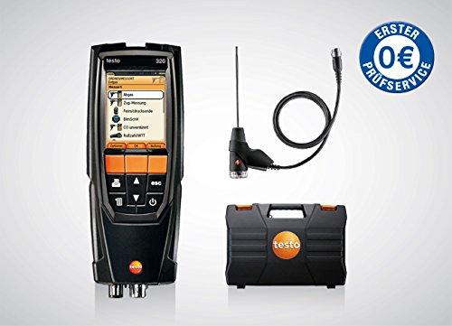Set testo 320 basic - Herbstaktion 2015 - inklusive erstem Service *