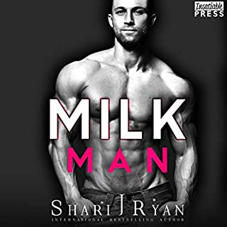 Milkman audiobook cover art